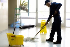 commercial janitorial services in Laurel, MD