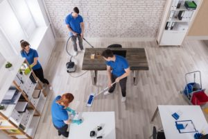 Commercial Janitorial Services in Washington, DC