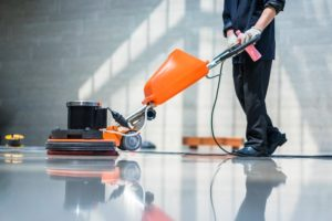 commercial janitorial services in Baltimore