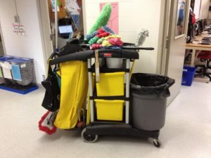Considerations While Hiring Janitorial Services
