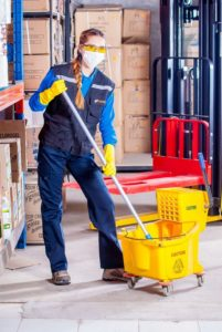 Why Office Cleaning Should be Emphasized More During Winter