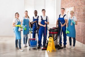 Debunking Myths Revolving Around Office Cleaning